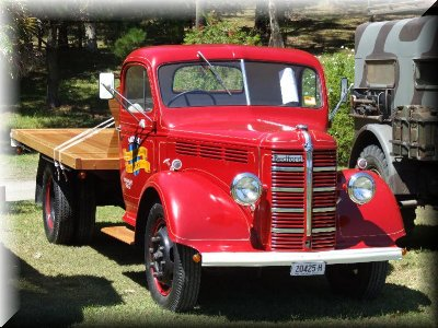 Golden Oldies Truck Club